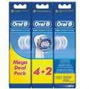 Picture of Oral-B Precision clean replacement brushheads (6-pack)